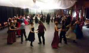 Tanssiharjoitukset